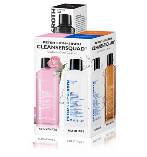 Image of   -Peter Thomas Roth CLEANSERSQUAD